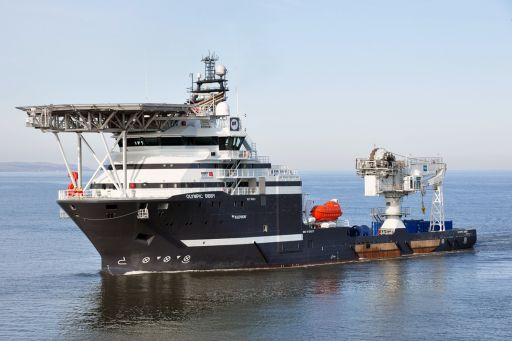 Inspection, Maintenance and Repair Vessel