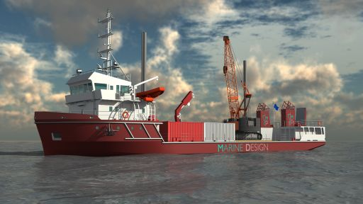 OSV, Multipurpose Vessel