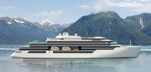 Expedition Mega Yacht